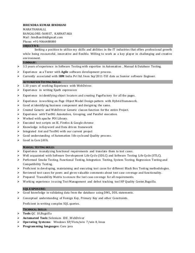 3+ Years Resume Format Pinterest Resume format - 3 resume formats