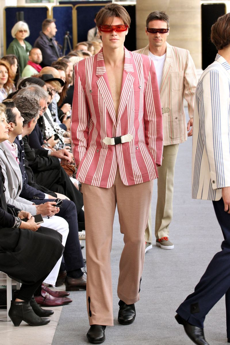 Pierre Cardin Menswear: SS13 Collection forecast
