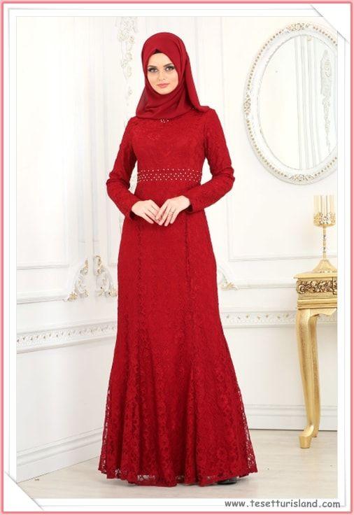 50357e257c80e Genç tesettür giyim mezuniyet elbiseleri için resimlere tıklayınız. # tesettür #hijab #hijabfashion #hijabstyle #tesettürlüelbise ...
