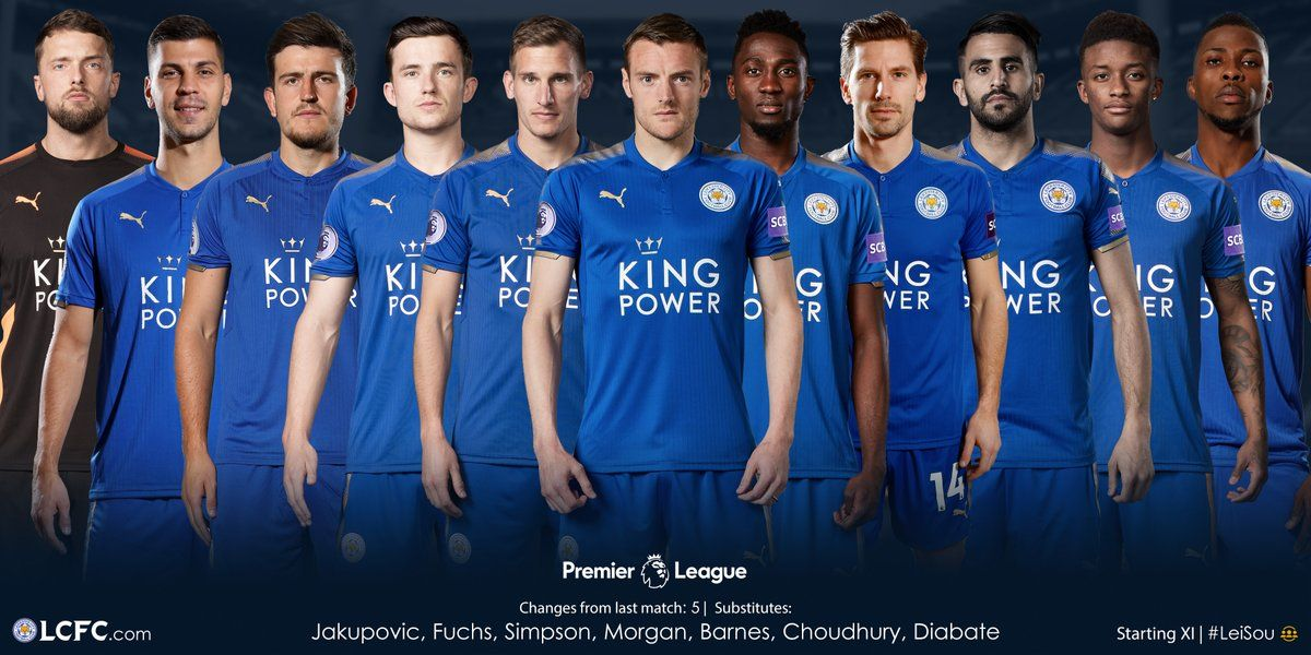 Pin on PL Leicester City FC Foxes