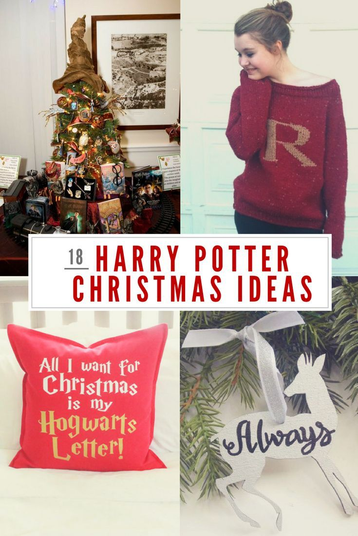 these harry potter christmas gift ideas are perfect for teens for moms or for