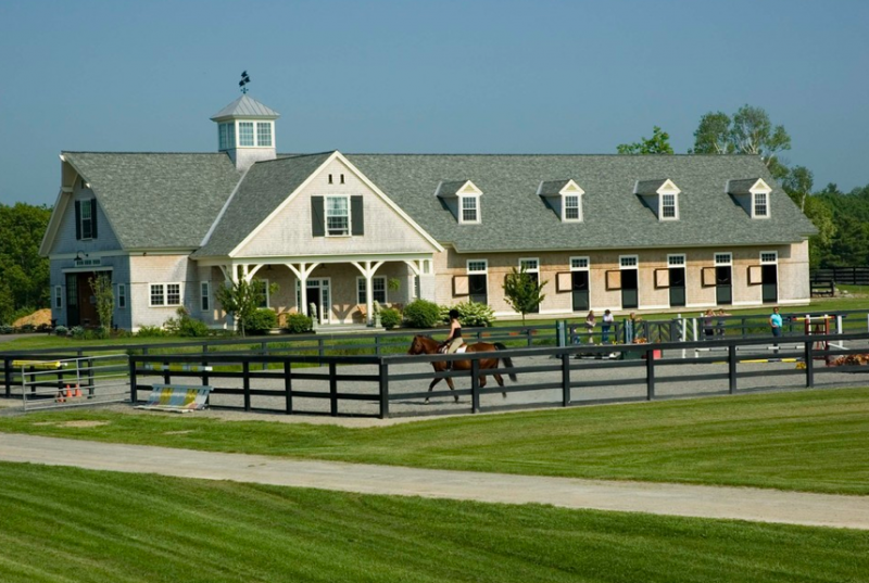 Stable Style Beautiful Exteriors