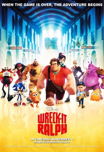 Walt Disney Animation Studios Walt Disney Pictures | Wreck ... Wreck It Ralph Trailer Toy Story