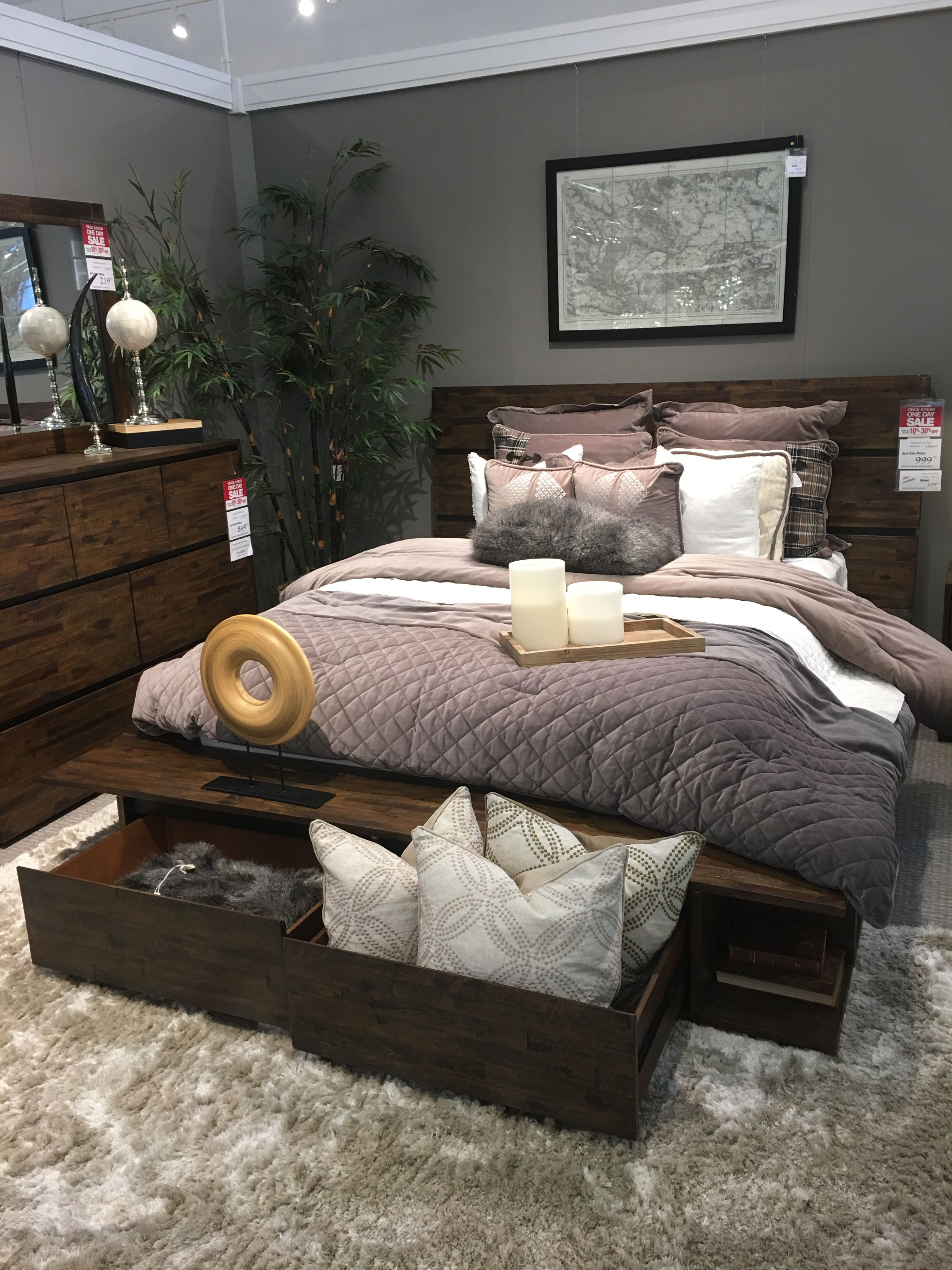 Best Bed From Art Van In Lombard Home Decor Bed Furniture 400 x 300