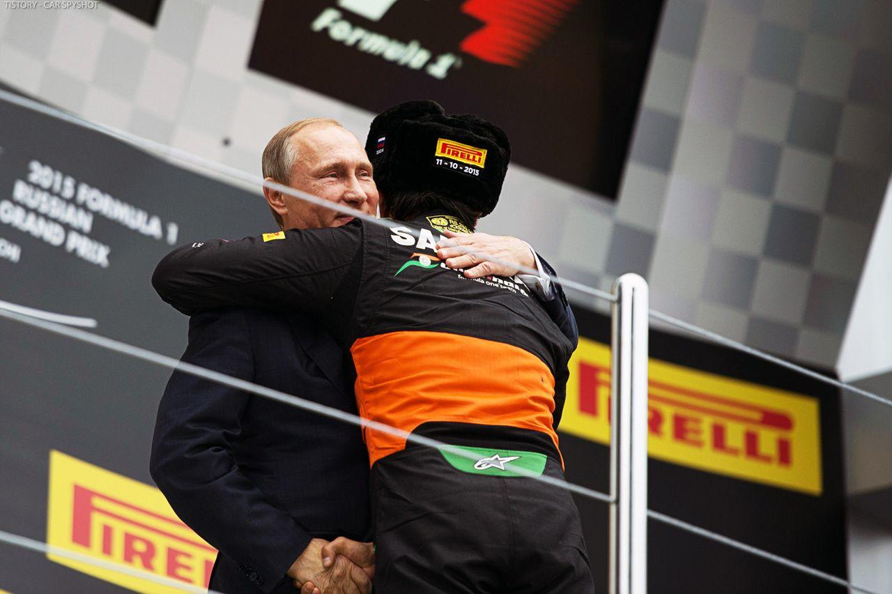 [2015 F1] 15차전 러시아 Russian GP 일요일 - 사진