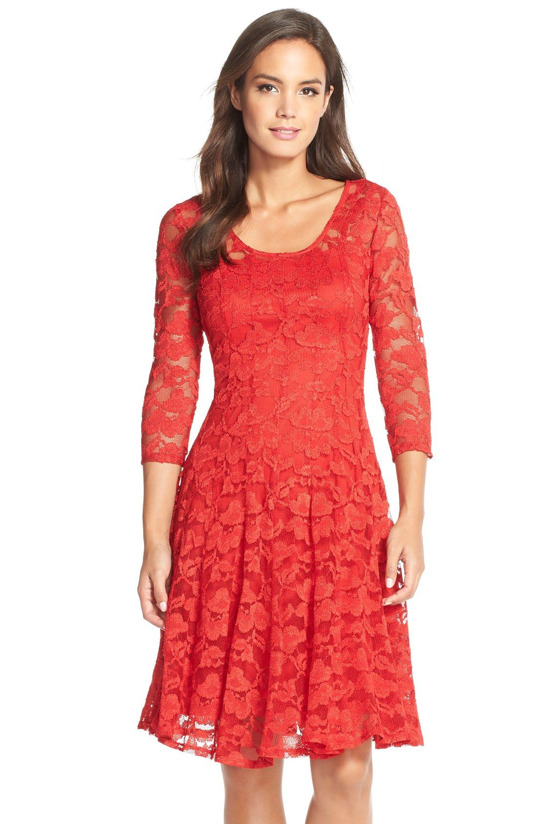 Cheetah b red dress wedding dress pinterest lace cocktails