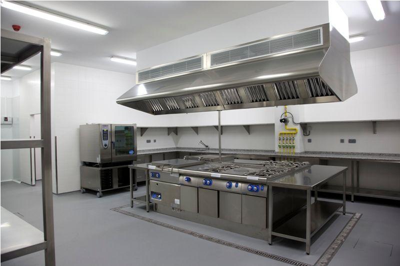 Cocinas industriales para hosteleria cocina restaurant for Cocinas industriale
