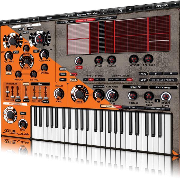 Software Synths - Ten Of The Best - MusicTech | MusicTech