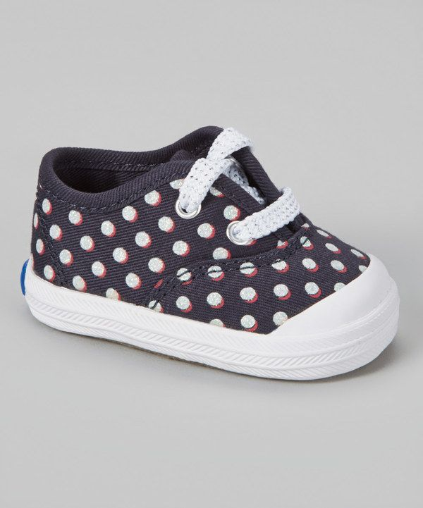 f1371a6ba43 Look at this Keds Navy   White Champion Toe Cap Sneaker on  zulily today!
