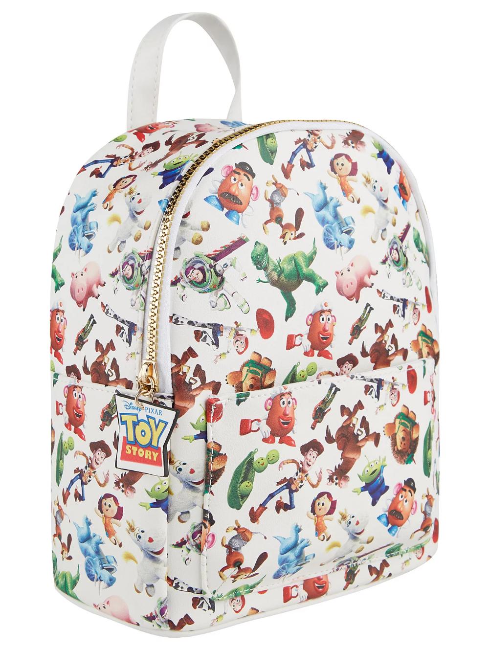 Disney Pixar Toy Story Characters Blue Childrens Backpack School Bag Rucksack
