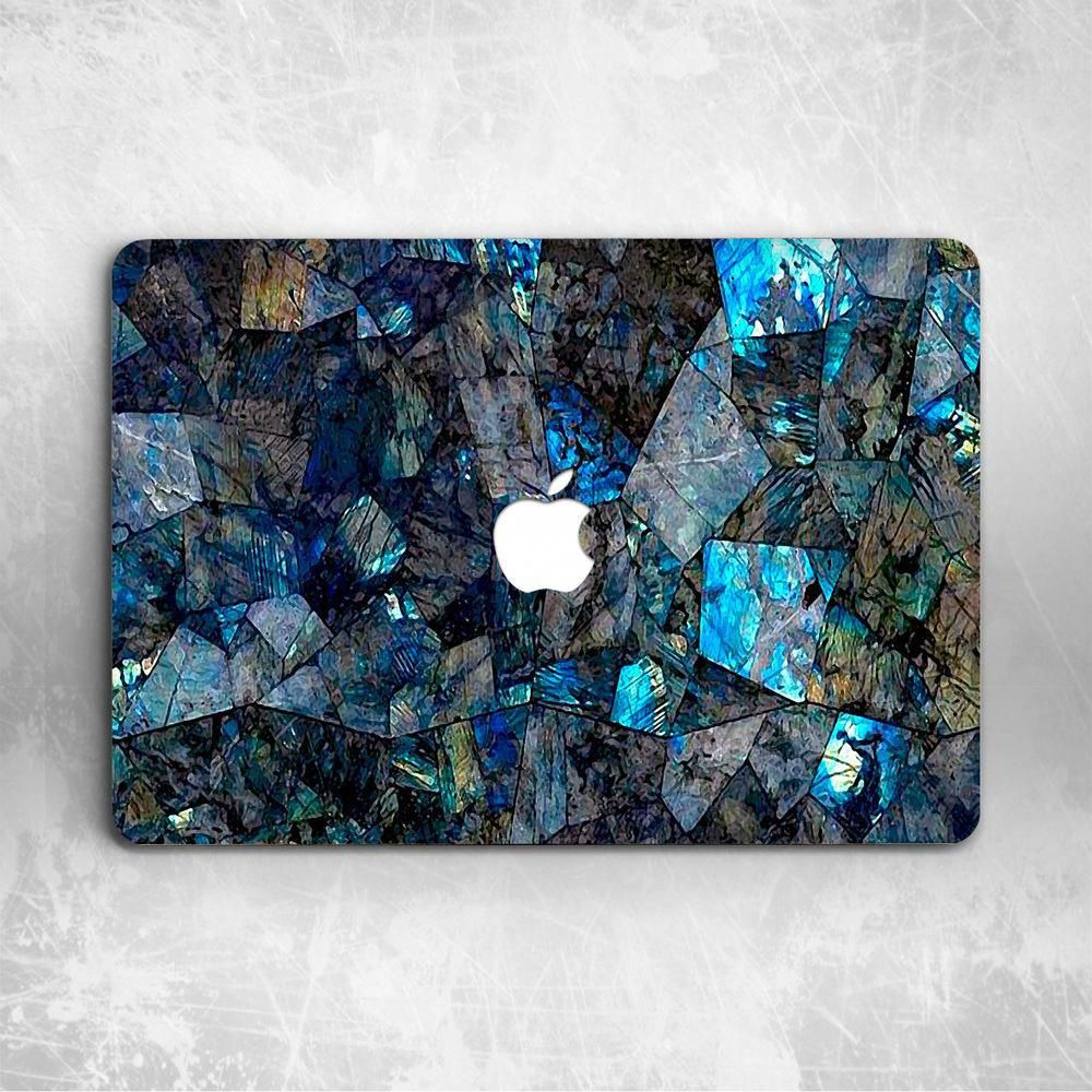"""TO FIT MACBOOK AIR 11"""" Cracked Marble Painting Hard Cover"""