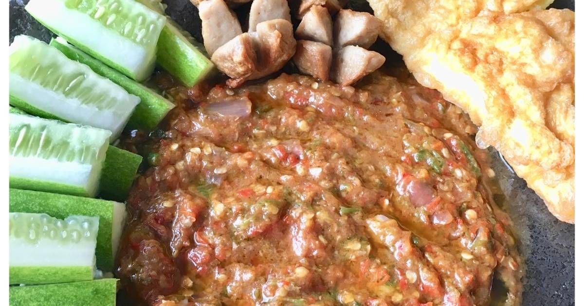 Resep Sambel Lamongan Oleh Kadek Anita Resep Resep Makanan Asia Resep Resep Masakan