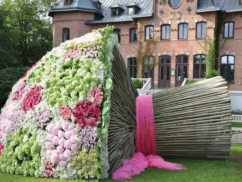 Giant Flower Bouquet Cool | Nature | Pinterest | Giant flowers