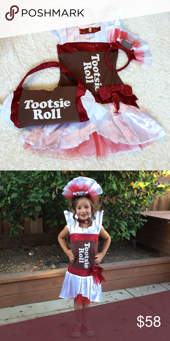 Tootsie Roll Halloween Costume My Posh Picks Pinterest