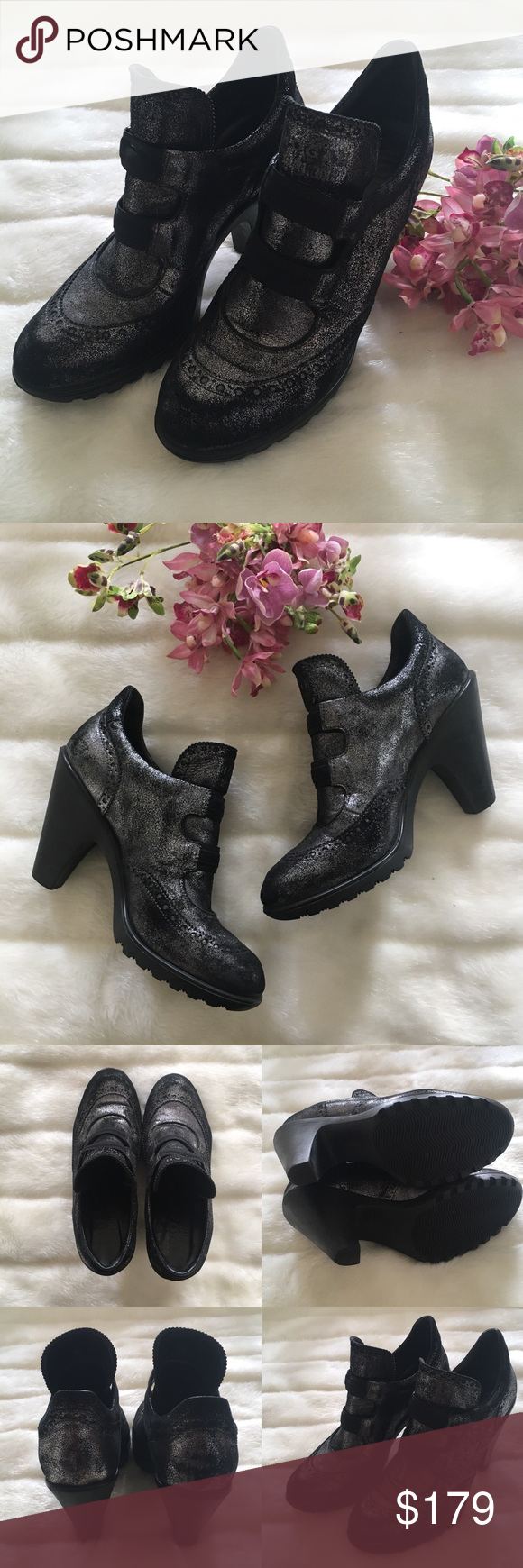 Karl Lagerfeld Shoes | Hogan Karl Lagerfeld Ankle Boots 38