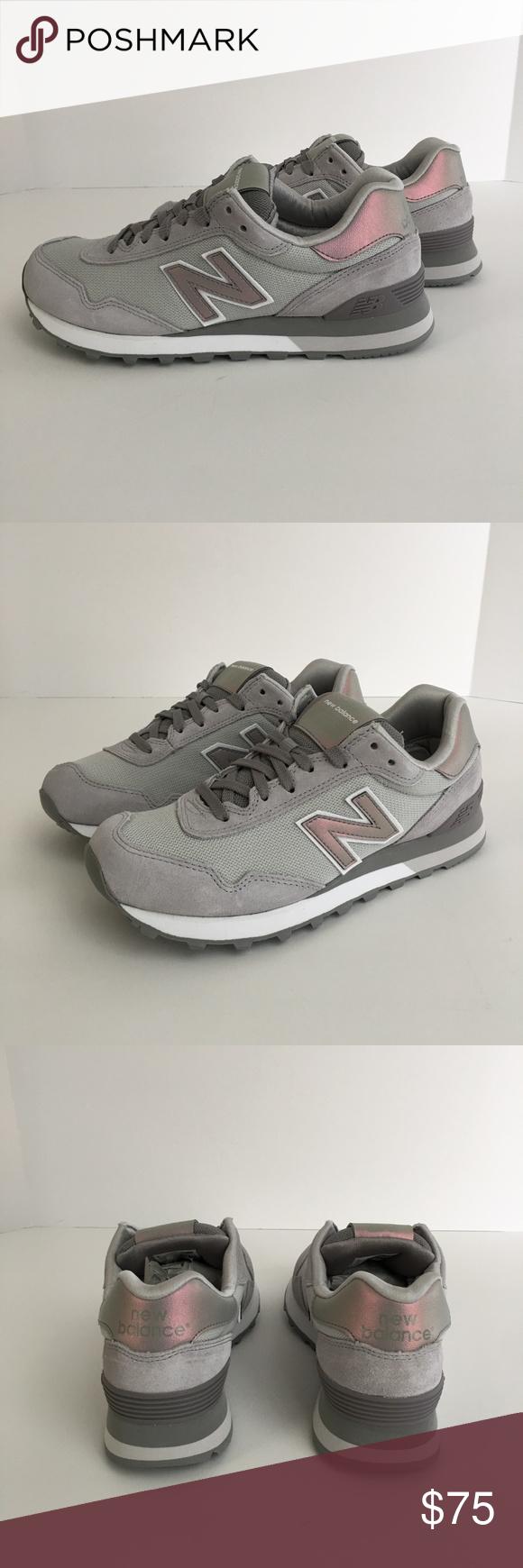 New Balance 515 (WL515CSB) Grey Running