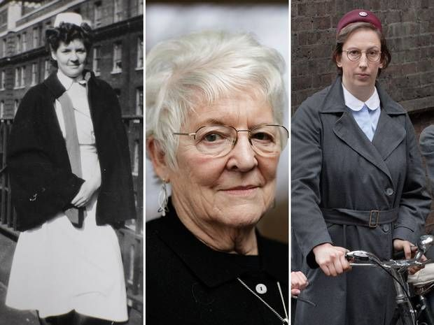 My 'Call the Midwife' experience was far less uplifting ... Philip Worth Call The Midwife