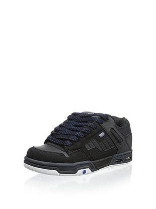 f3c0fb6e37 46% OFF DVS Men s Enduro Heir Skate Shoe (Black Leather)