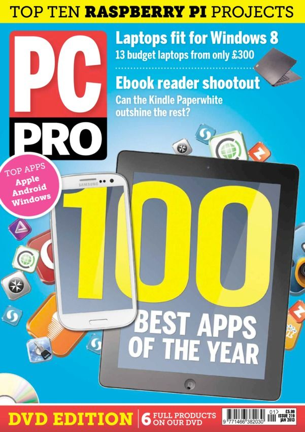 PC Pro  Magazine - Buy, Subscribe, Download and Read PC Pro on your iPad, iPhone, iPod Touch, Android and on the web only through Magzter