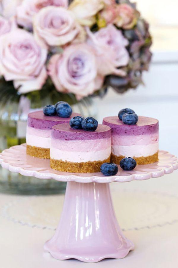 Mini Dessert Wedding Ideas