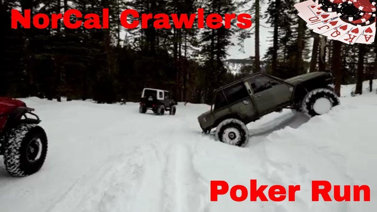 Norcal Crawlers 2019 Catch Me If You Can Poker Run Poker Run