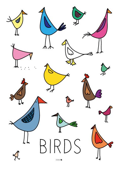 Birds   Elske   www.elskeleenstra.nl