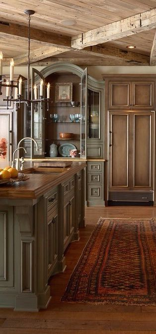 Kitchen Home Ideas Pinterest Déco maison, De cuisine et Idee deco