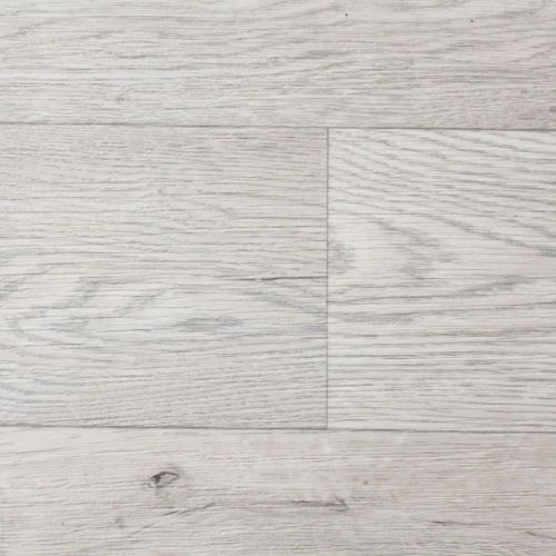 White Wood Non Slip Vinyl Flooring Lino Kitchen Bathroom Cheap Rolls
