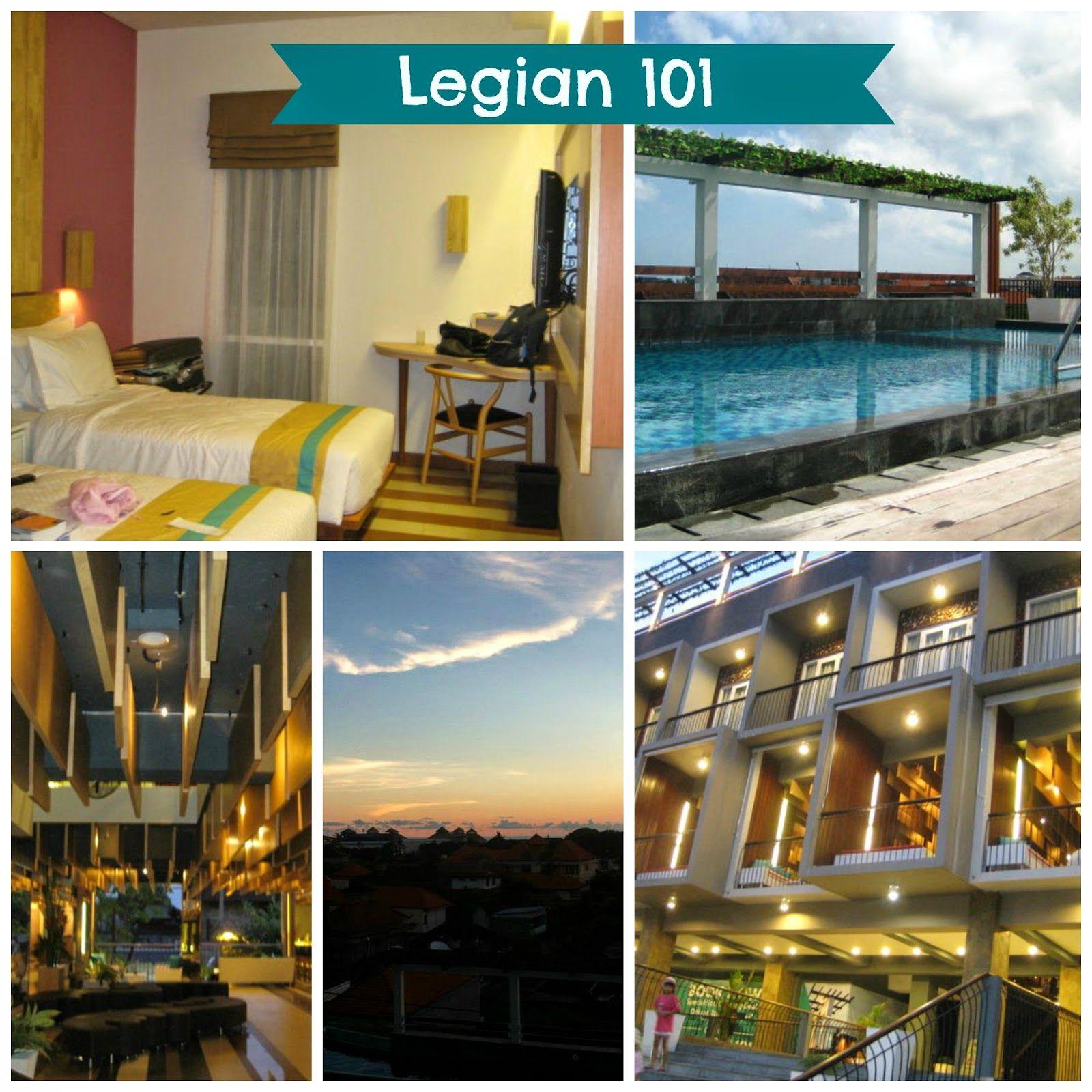 Bali Hotel Legian 101 Kuta Seminyak (con imágenes