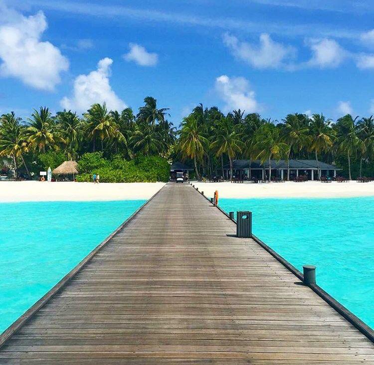 Sun Island Beach Maldives: The Bridge To Paradise. Sun Island Resort & Spa, The