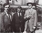 Amadeo Modigliani,  Pablo Picasso, Andre Salmo 1920 am Montmartre #actionmaler  Filmtrailer http://www.youtube.com/watch?v=GCN-p5_HT_M
