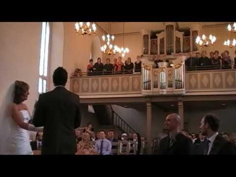 Kirchliche trauung wie viele lieder