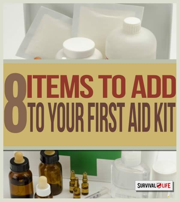 Uncommon Items You Should Add in Your First Aid Kit | Survival Life