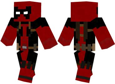 Minecraft Skins Deadpool Minecraft Pinterest Minecraft Skins - Deadpool skins fur minecraft
