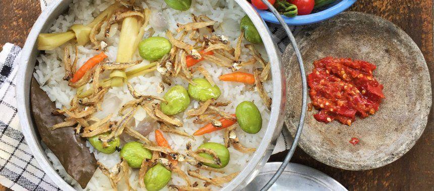 Resep Nasi Liwet Sunda Komplit Resep Masakan Indonesia Makanan Dan Minuman Masakan