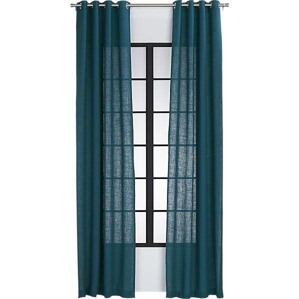 Blue Curtains Ds Country