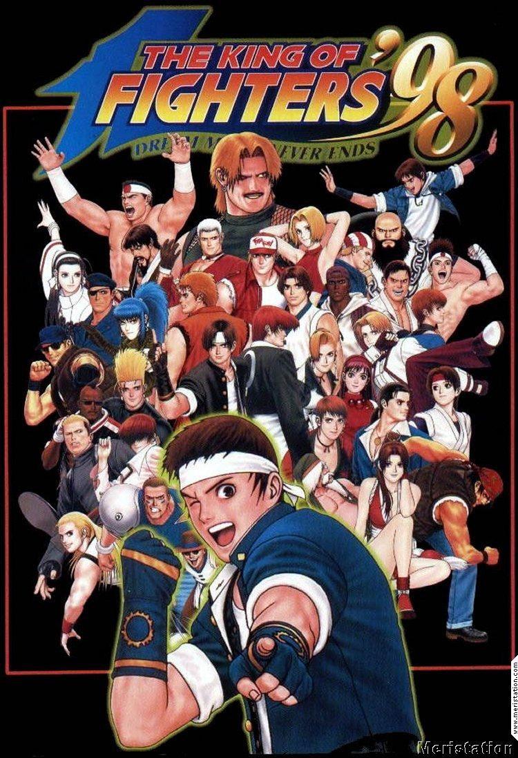 Cuales Son Los 3 Mejores Kof Mi Opinion Cronologia Pelicula King Of Fighters Fighter Capcom Vs Snk