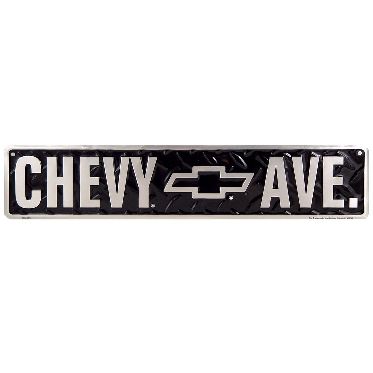 CHEVROLET TRUCK PARKING CHEVY Embossed Distressed  Metal Signs Dad