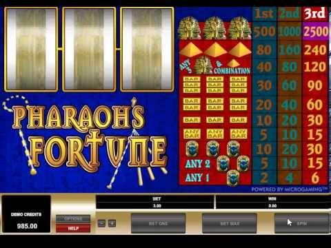 £€20 Free Pharaohs Fortune Nostalgia Casino Games & Bonuses