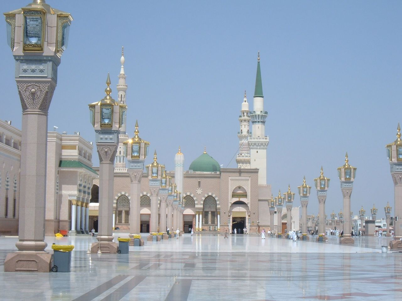 Resultado de imagen de la medina arabia saudita