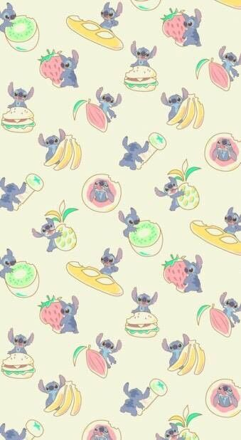 Imagem de stitch, wallpaper, and background