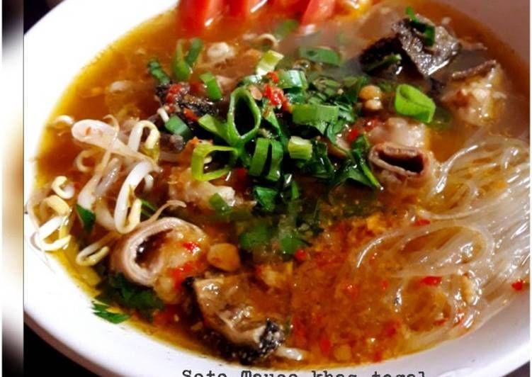 Resep Soto Tauco Khas Tegal Oleh Ummivi Resep Makanan Resep Tumis