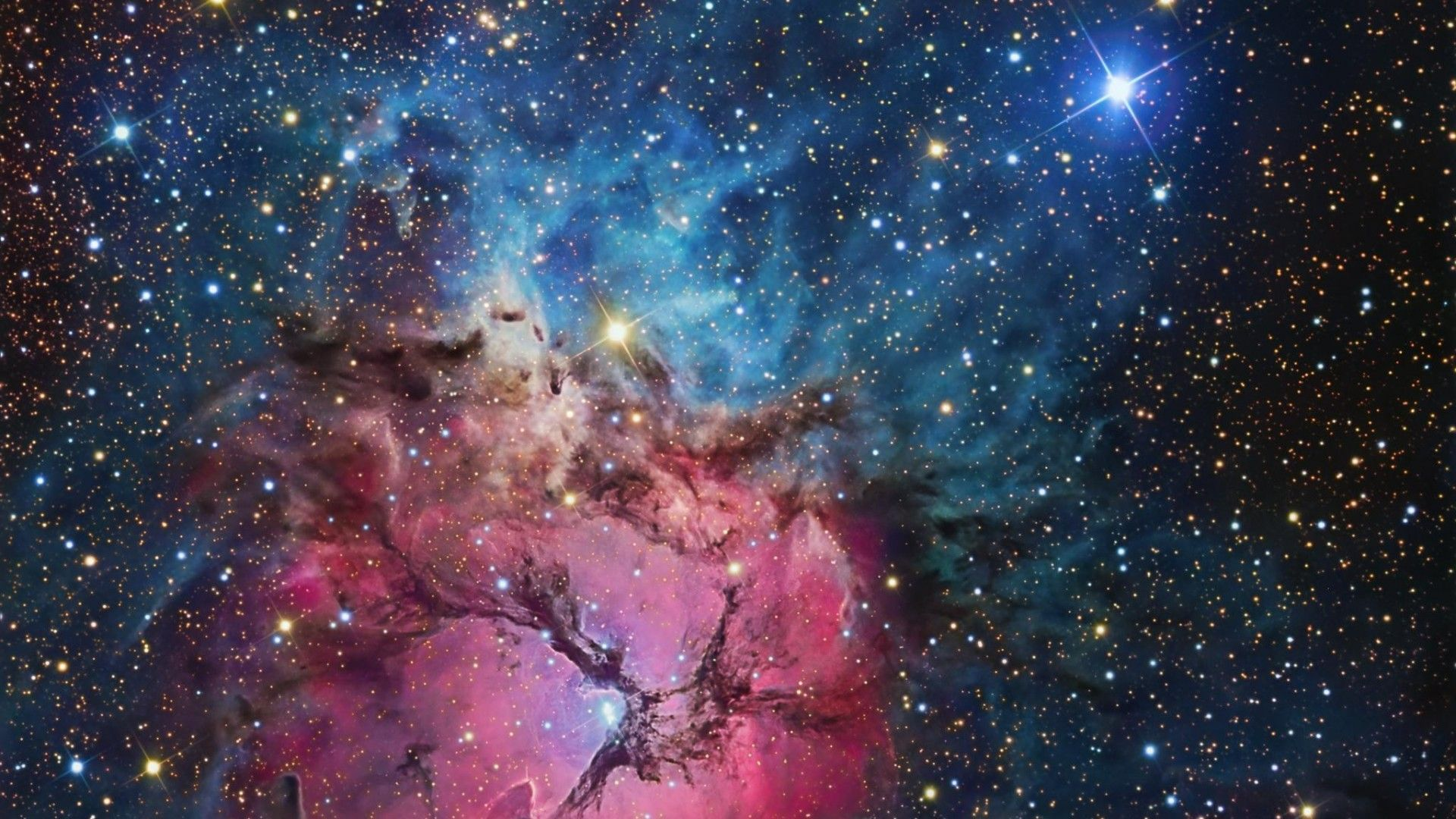 Hubble Wallpapers 1920x1080 - Wallpaper Cave   All Wallpapers   Pinterest   Hubble space, Hubble ...