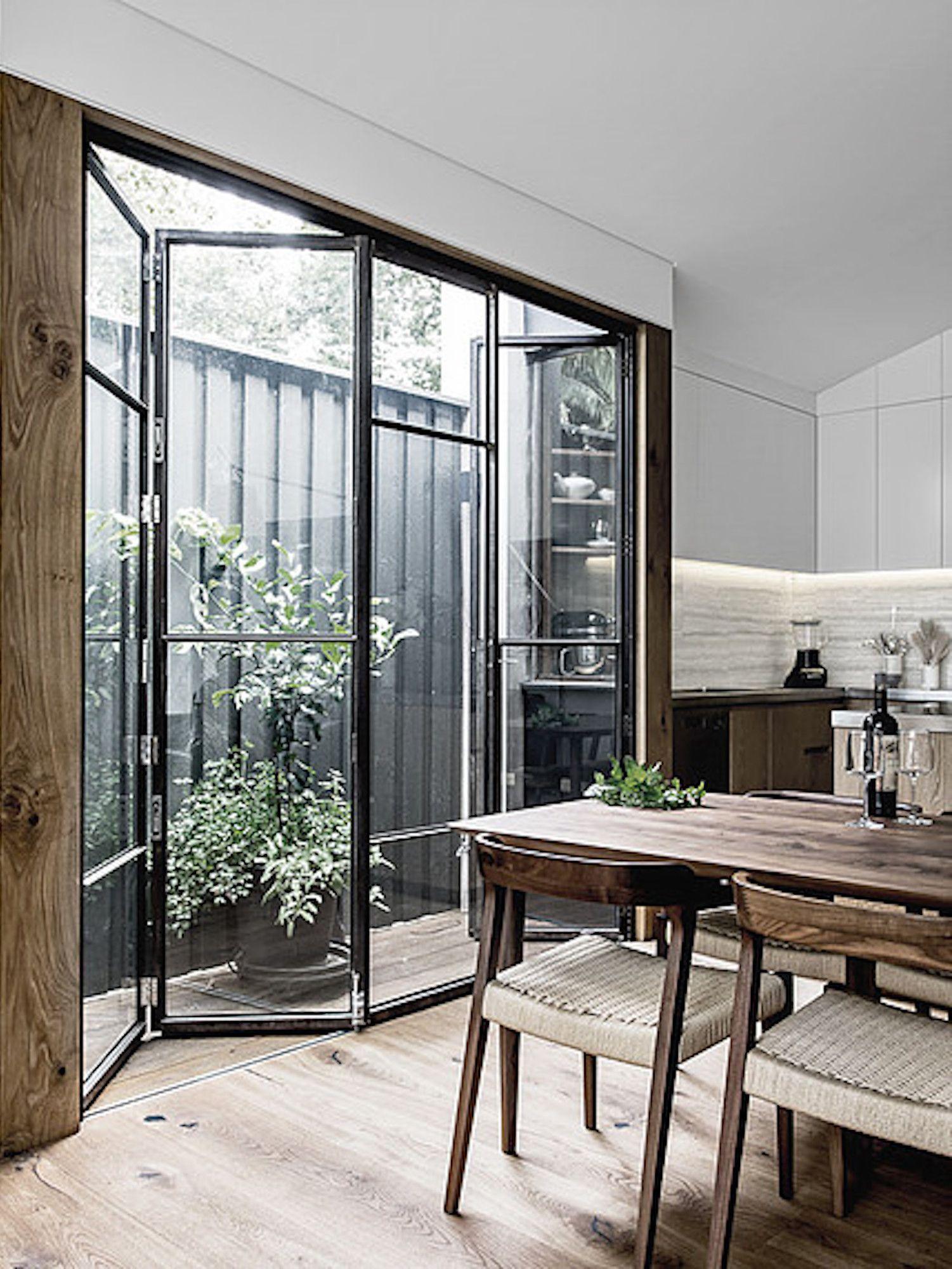Adrian Amore Architects Paddington Terrace Est Living - Design home decor