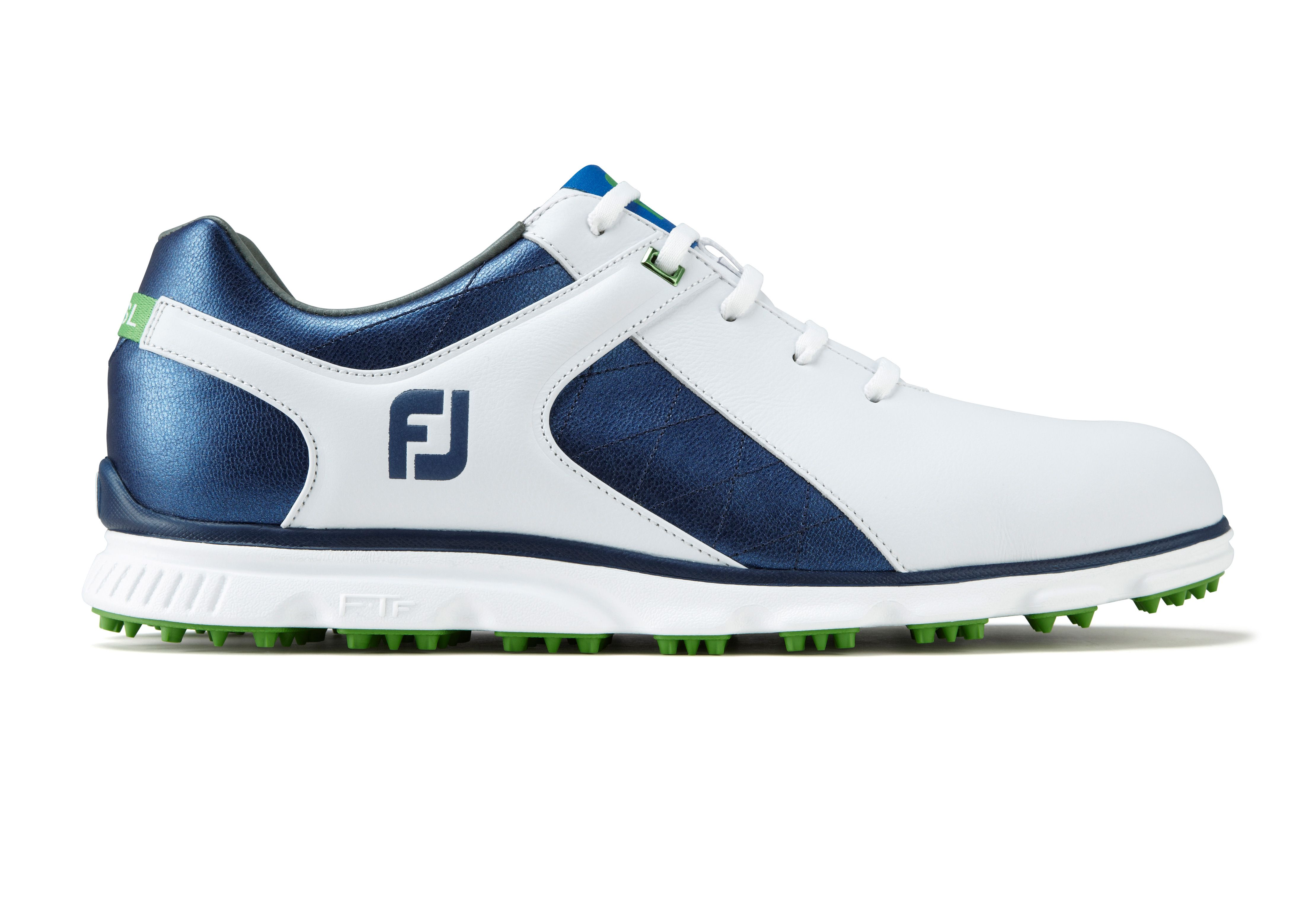 the best attitude 0e211 15a51 It could be one of the worst kept secrets in golf equipment history but the  FootJoy Pro SL spikeless golf shoes have finally, officially, been unveiled.