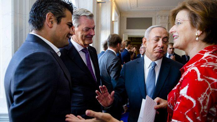 Kamerlid DENK weigert Israëlische premier hand te geven | Nieuws | AD.nl