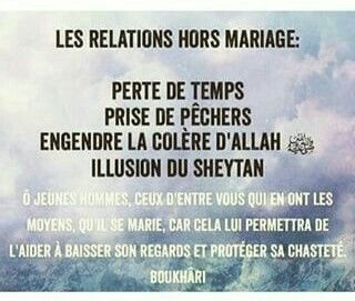 Rappel Islam Relation Hors Mariage