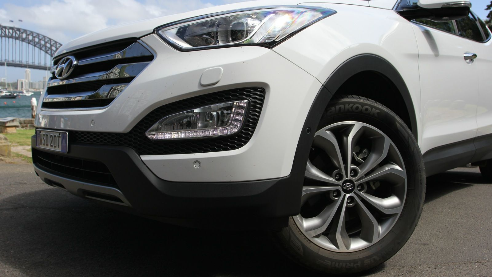 2015 Hyundai Santa Fe Limited Photo Gallery of the 2015