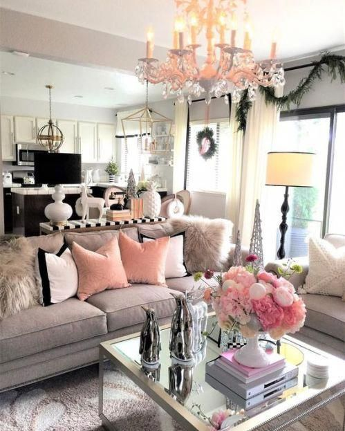 21 Fabulous Rustic Glam Living Room Decor Ideas: Cheap Decor On A Budget - SalePrice:21$ In 2020