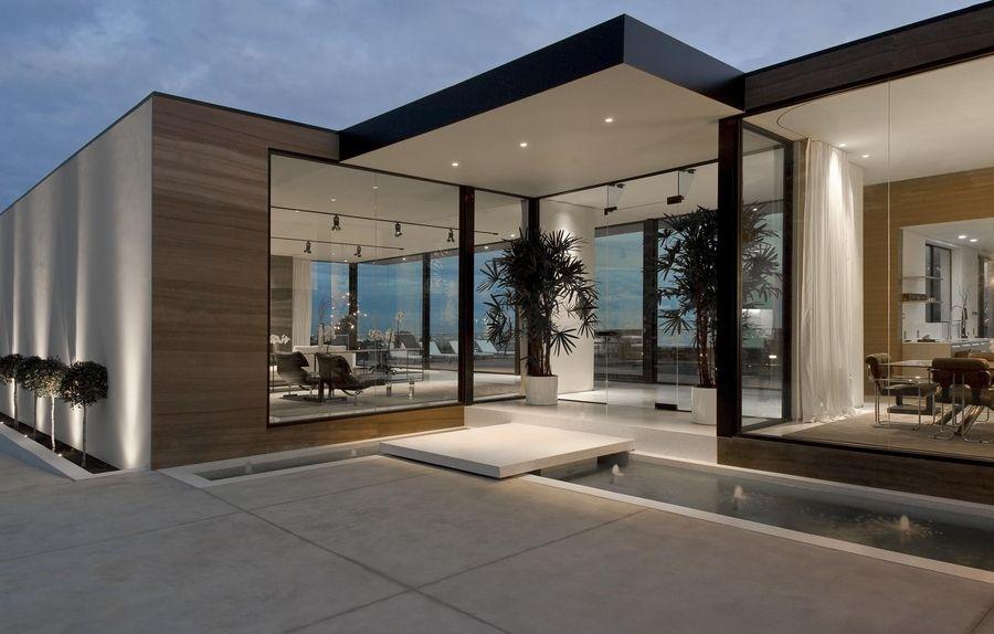 Untitled By William Maccollum Via 500px Modern House Exterior